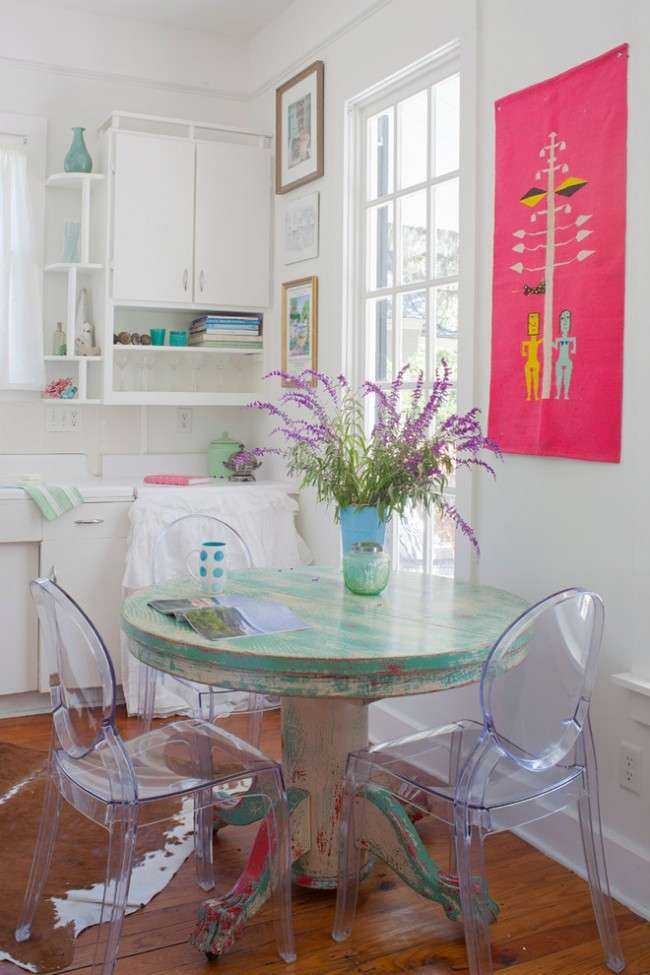 Обідні зони: хитрощі правильного зонування та оформлення для кухні