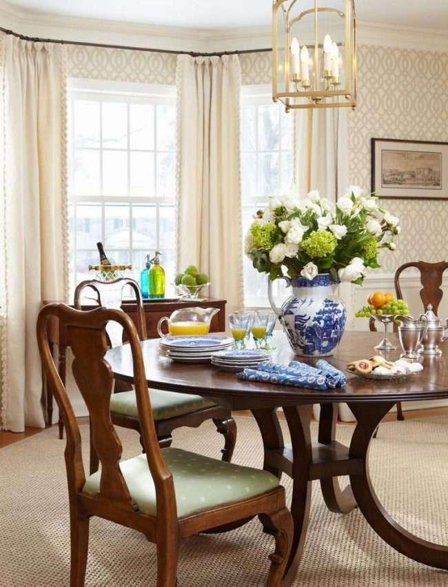 Шпалери в англійському стилі: характерні риси оформлення та огляд кращих колірних поєднань