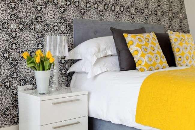 Шпалери для спальні: як визначитися і 50 найактуальніших трендів для стильного інтерєру