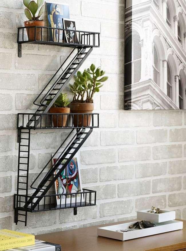 Декор стін своїми руками: 55 дизайнерських ідей для запамятовується інтерєру