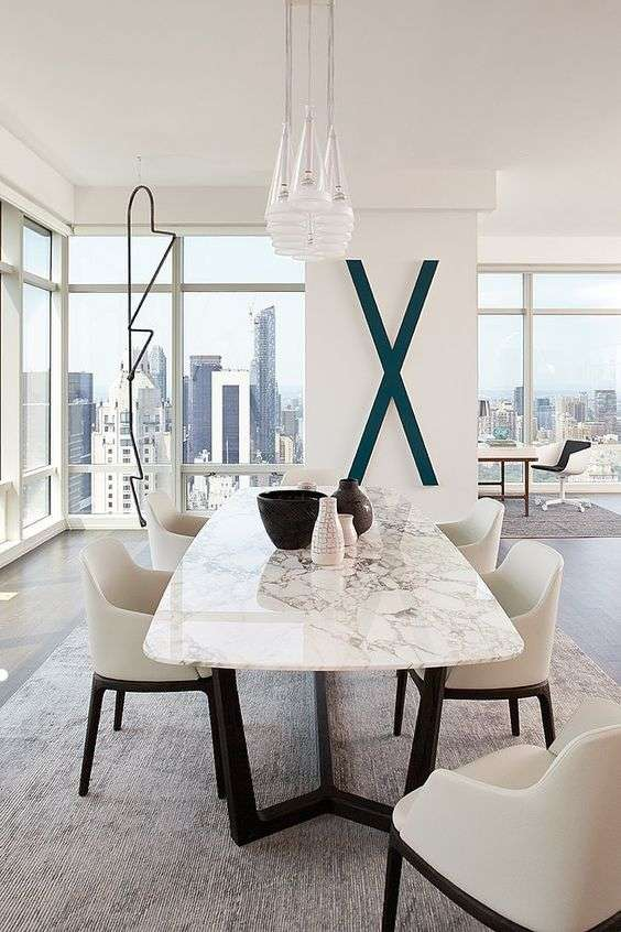 Овальні столи для кухні: тонкощі вибору і 80+ комфортних моделей для будинку