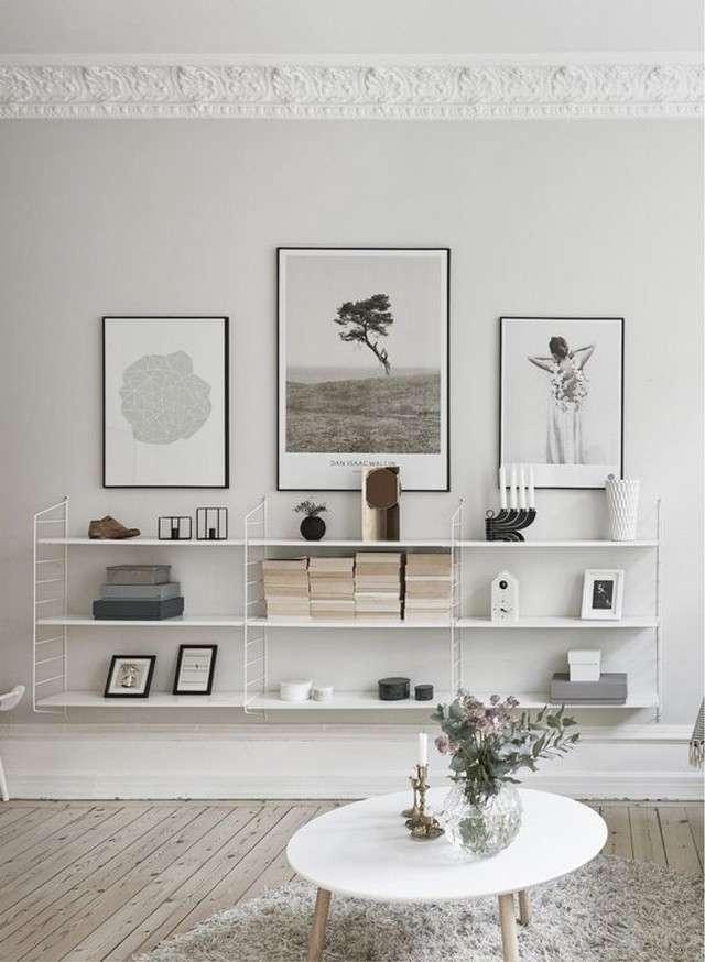 Плінтус для натяжної стелі: види конструкцій та 60+ фото стильних втілень в інтерєрі