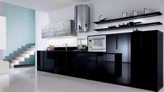 Полиці на кухню: смарт-організація кухонного простору і 75 рішень, в яких все на своїх місцях