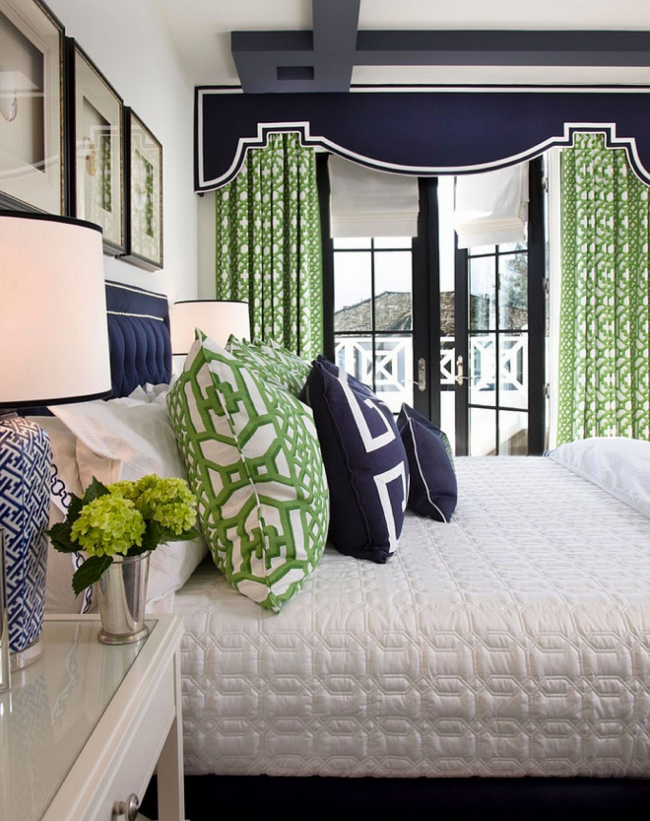 Портьєри для спальні: 90+ елегантних ідей для спальної кімнати та поради з вибору