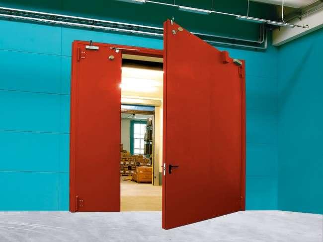 Що таке протипожежні двері, і як її вибрати?