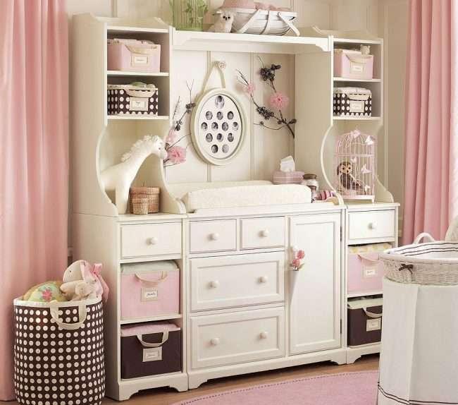 Шафи для іграшок в дитячу кімнату: 90 яскравих і практичних рішень для вашого малюка