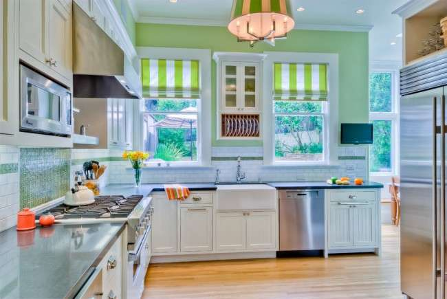 Дизайн штор для кухні: огляд естетичних та сучасних новинок для будинку