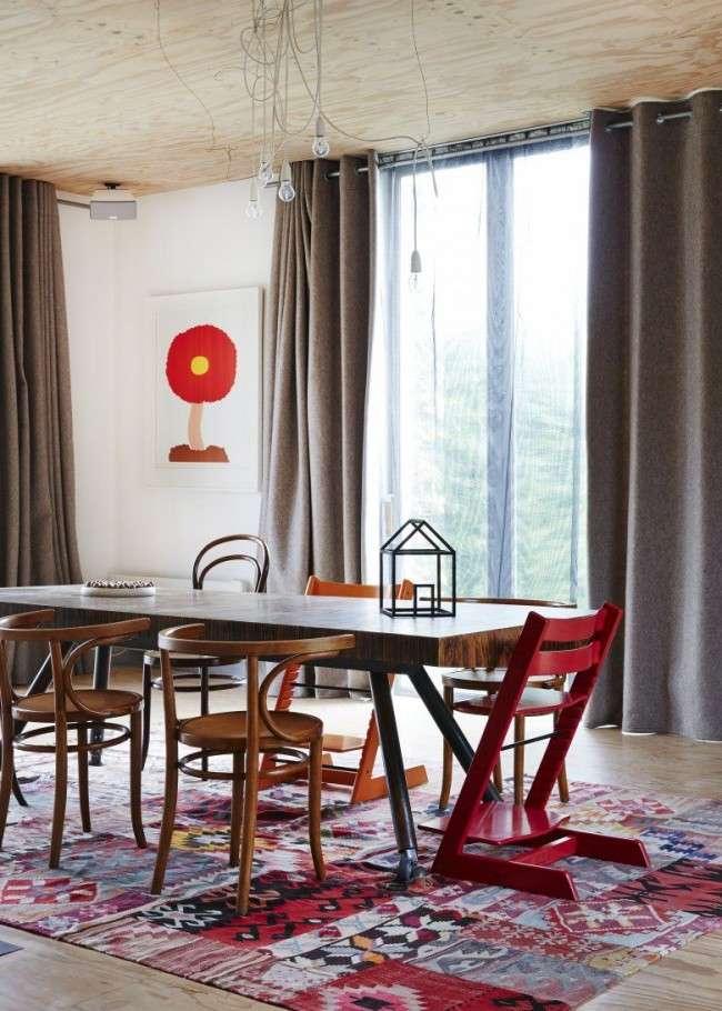 45 Ідей штори на люверсах своїми руками: як гармонійно прикрасити ваші вікна