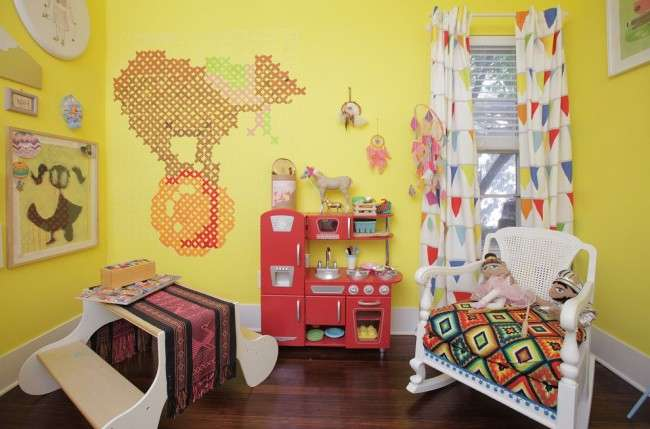 Штори в дитячу кімнату дівчинки: всі нюанси вибору і 45+ надихаючих реалізацій в інтерєрі