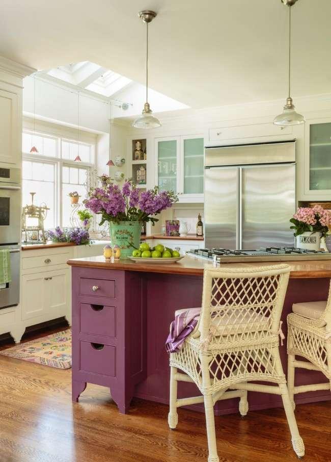 Поєднання кольорів в інтерєрі кухні: 40+ свіжих трендових варіантів і всі хитрощі мистецтва колористики