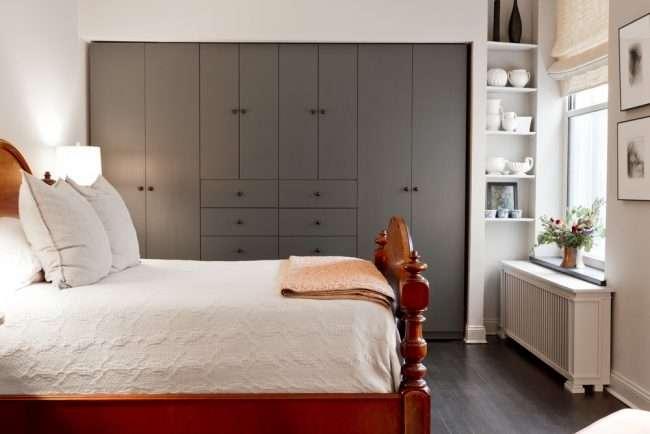 Спальні кімнати: як організувати інтерєр в умовах обмеженого простору і 85 кращих реалізацій