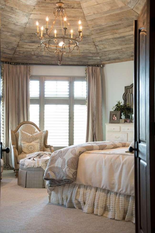 Спальня в стилі прованс: 45 обраних ідей для істинно французької атмосфери
