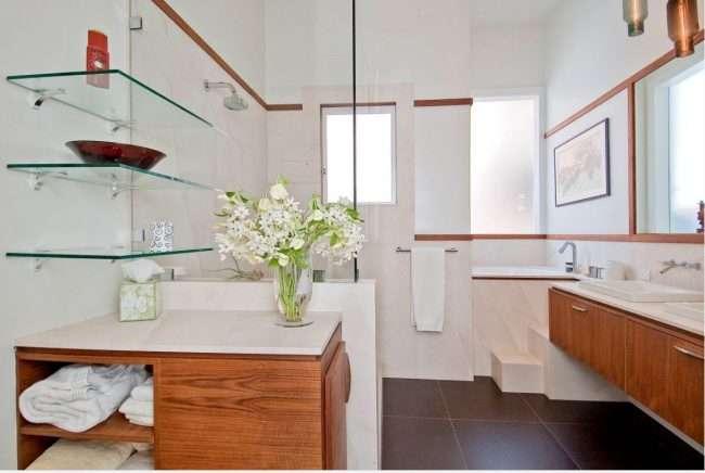 Скляні полиці на стіну: практичність, зручність і стиль для кожного