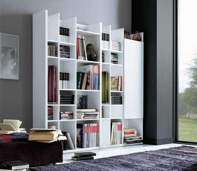 Стінки в зал: огляд сучасної та функціональної меблів для вітальні