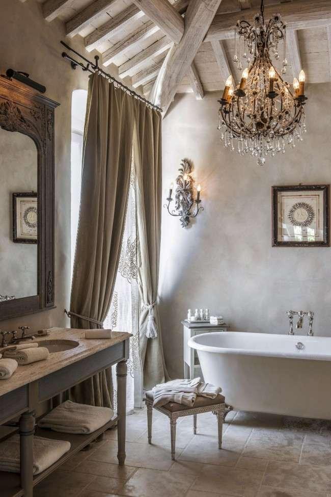 Стиль прованс в інтерєрі квартири і заміського будинку: 80 ідей для вишуканої простоти поза часом (фото)