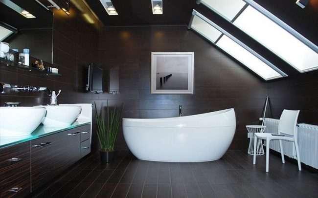 Чорна стеля у квартирі: 80 нестандартних і стильних реалізацій