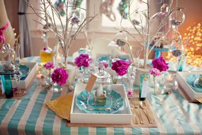 Ідеї та поради від майстрів сервірування: як гармонійно прикрасити стіл на Новий рік 2018