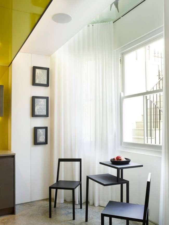 Вибираємо тюль на кухню: 50+ естетичних рішень для повітряного інтерєру