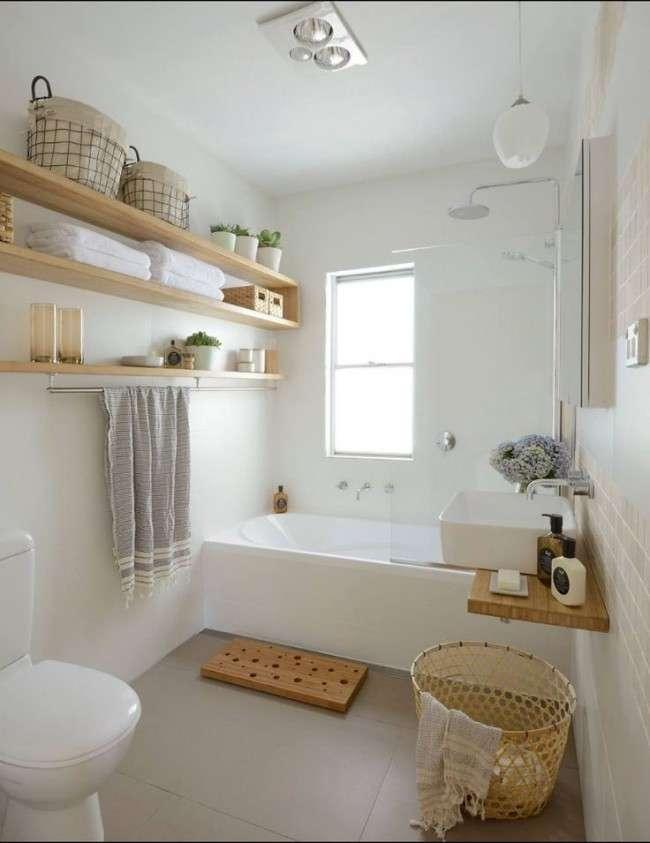 50 Ідей дизайну ванної кімнати площею 3 кв. м: Всі стилі від чистої розкоші до ультрасовременности (фото)
