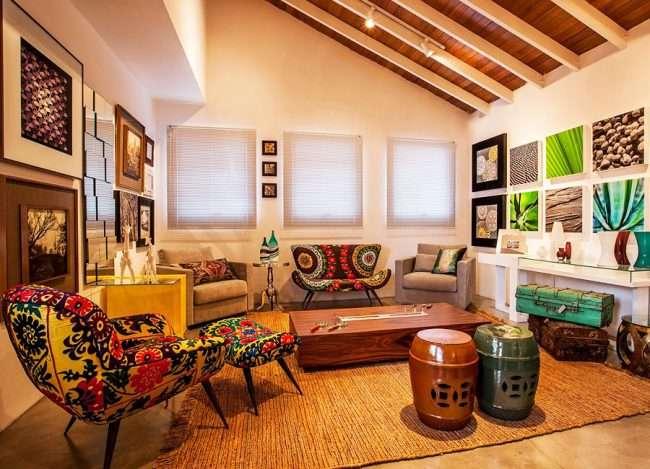 Інтерєри заміських будинків і котеджів: 85 обраних реалізацій від витонченого провансу до сучасного лофта