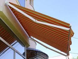 Маркізи для зовнішньої сонцезахисту з установкою в Полтаві