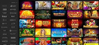 Кращі гральні автомати в казино Паріматч: популярні відеослоти та новинки