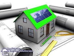 """Проектування сонячної електростанції для домогосподарств: від компанії  """"Правильне електроживлення"""""""